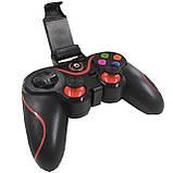 Беспроводной контроллер игровой Bluetooth Джойстик V8, фото 2