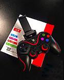 Беспроводной контроллер игровой Bluetooth Джойстик V8, фото 4