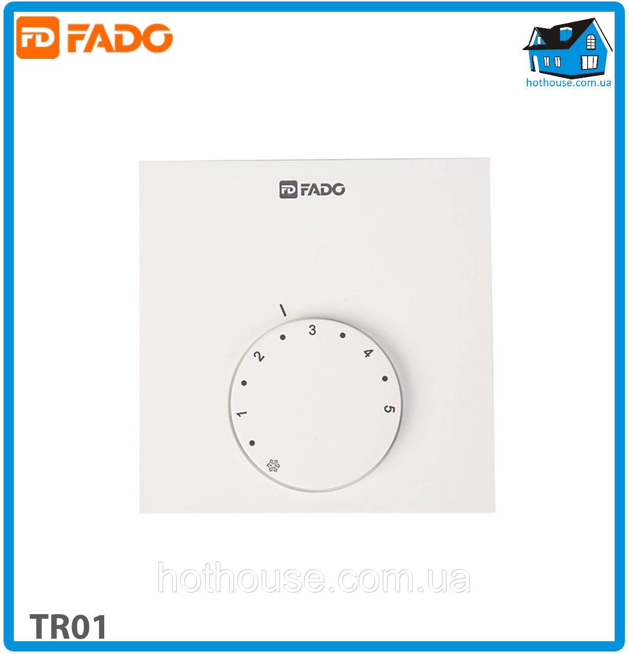 Терморегулятор виносної FADO TR01 FLOOR