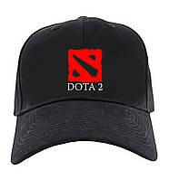 Кепка бейсболка логотип Дота 2 / Dota 2 (k008)