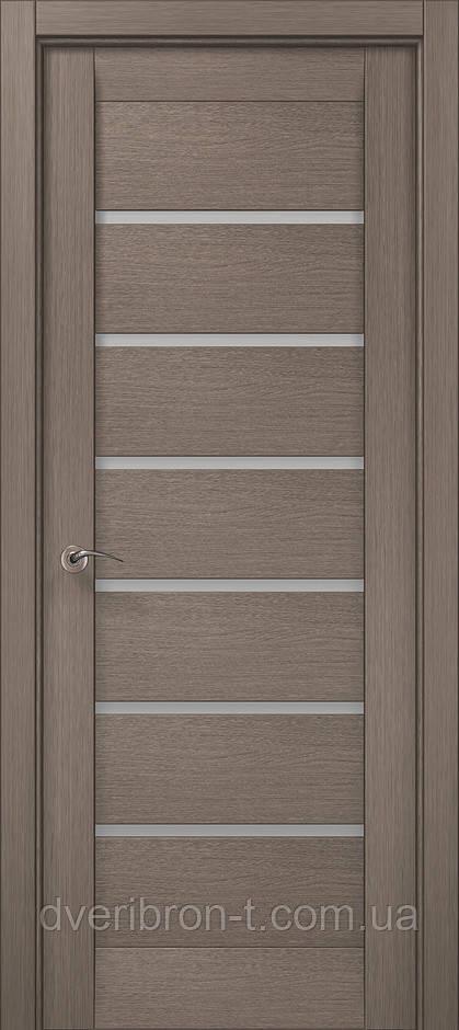 Двери Millenium ML-14c дуб серый брашированный