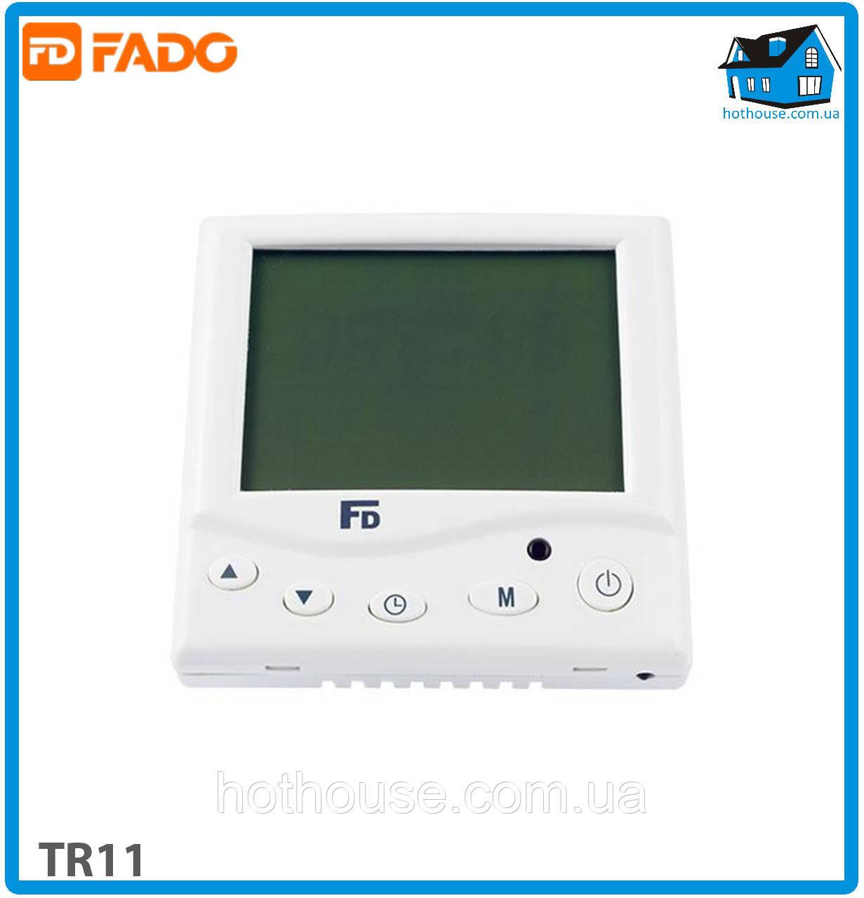 Терморегулятор выносной цифровой FADO TR11 FLOOR