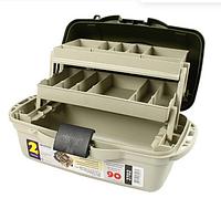 Универсальный Ящик AQUATECH 2702, ящик для рыбалки AQUATECH 2701, органайзер, коробка