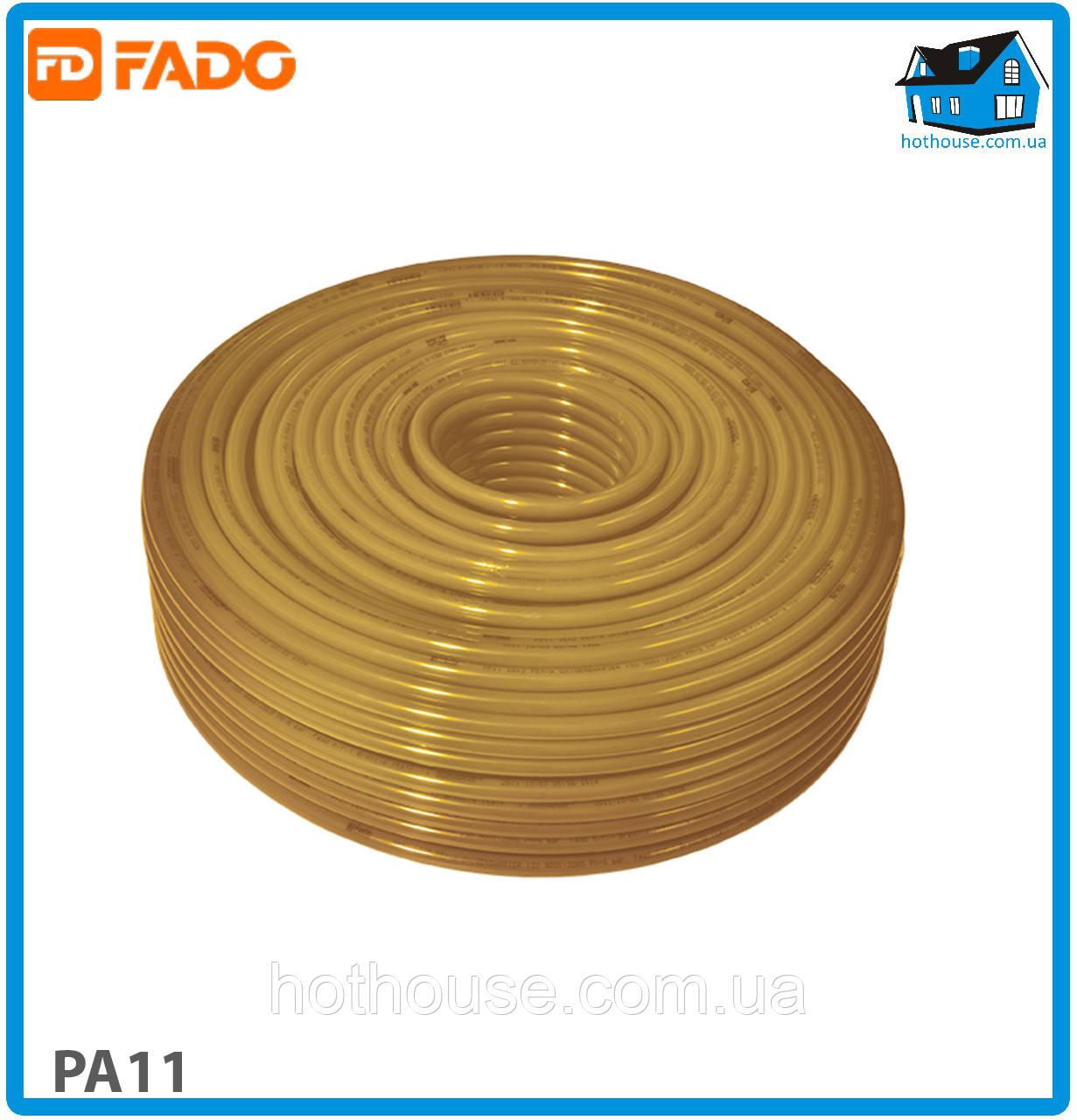 Труба PEX-A с кислородным барьером FADO PA11 FLOOR 16x2.0 120м