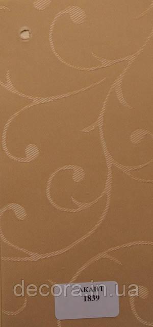 Рулонні штори Міні Akant 1839 40см.