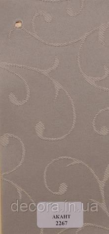 Рулонні штори Міні Akant 2267 40см., фото 2