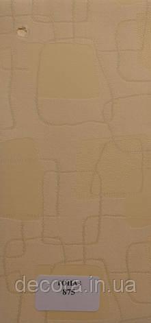 Рулонні штори Міні Топаз 875 40см., фото 2