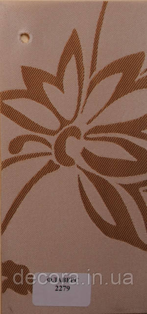 Рулонні штори Міні Флаверс 2279 40см.