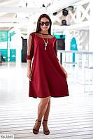 Женское летнее платье большие размеры / батал