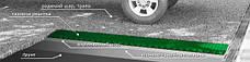 Решетка газонная 60х40х3,8 пластиковая зеленая, фото 3