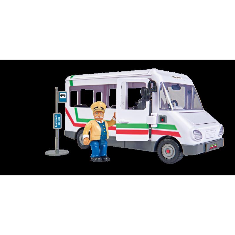 Автобус Тревора из серии Пожарный Сэм Simba 9251073