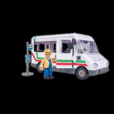 Автобус Тревора из серии Пожарный Сэм Simba 9251073, фото 2