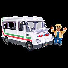 Автобус Тревора из серии Пожарный Сэм Simba 9251073, фото 3