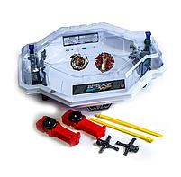 Арена Бейблейд / Beyblade Burst, с механическими ловушками (Волчки Бейблэйд в комплекте - 2шт.) scn, фото 3