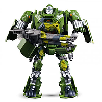 "Робот-трансформер ""Deformation Tycoon"" Автобот Хаунд (большой)  scn"