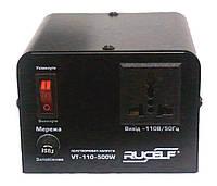 Преобразователь напряжения 220В в 110В Rucelf VT110-500w