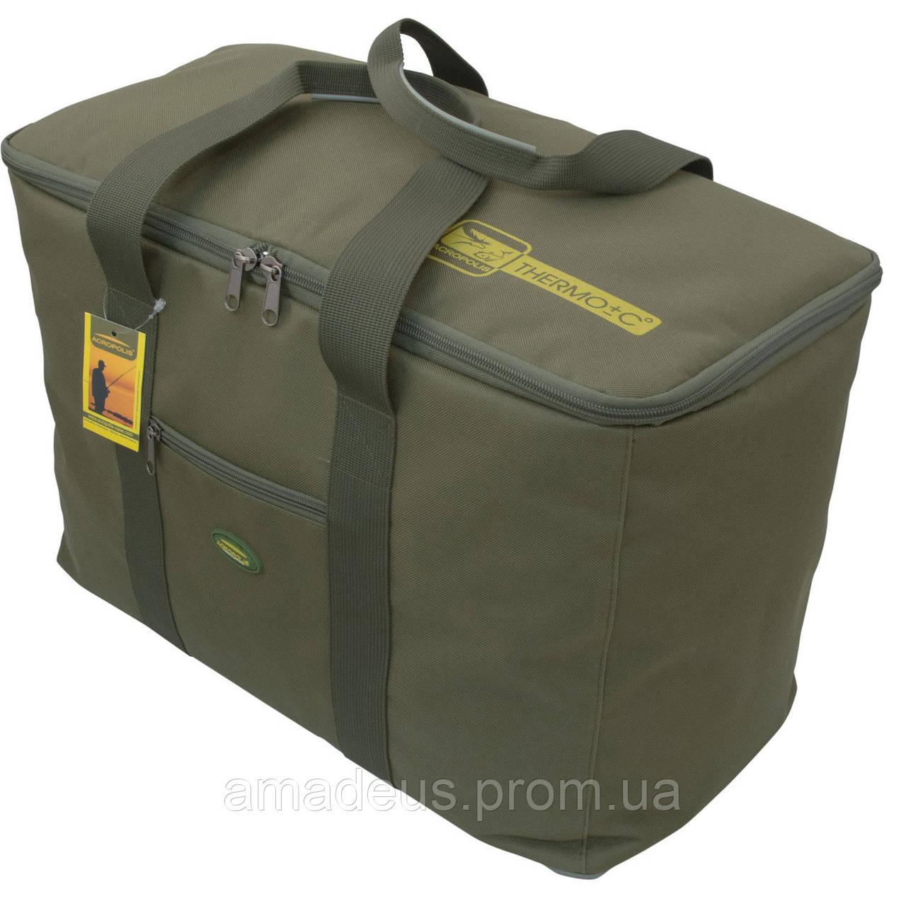 Сумка-холодильник для хранения и транспортировки продуктов и напитков ТСТ-2