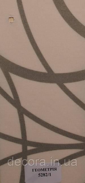 Рулонні штори Міні Геометрія 5282/1 40см.