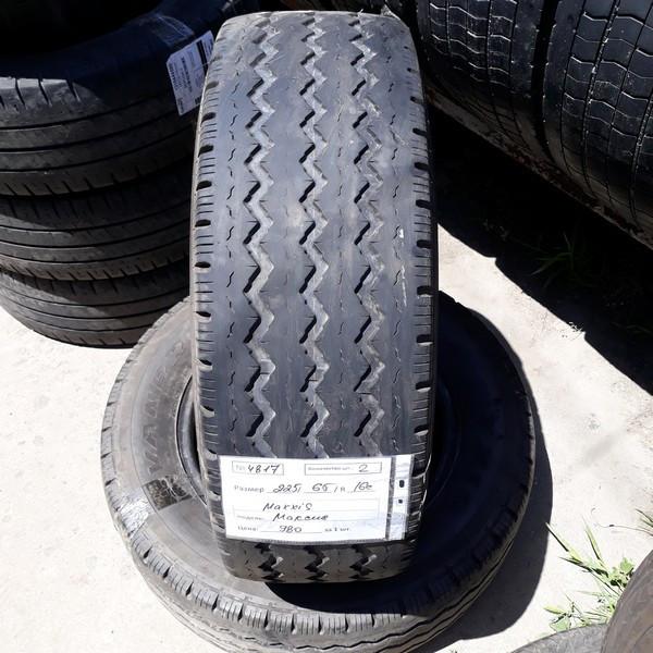 Бусовские шины б.у. / резина бу 225.65.r16с Maxxis Vanpro Максис