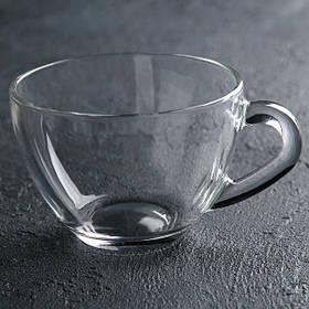 Стеклянная чайная чашка из термостекла ОСЗ Прага 200 мл (8с1416)