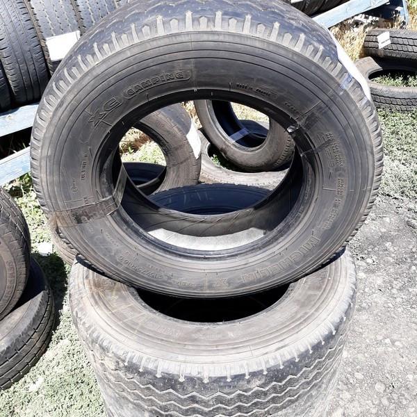 Шины б.у. 215.75.r16с Michelin XC Camping Мишлен. Резина бу для микроавтобусов. Автошина усиленная. Цешка