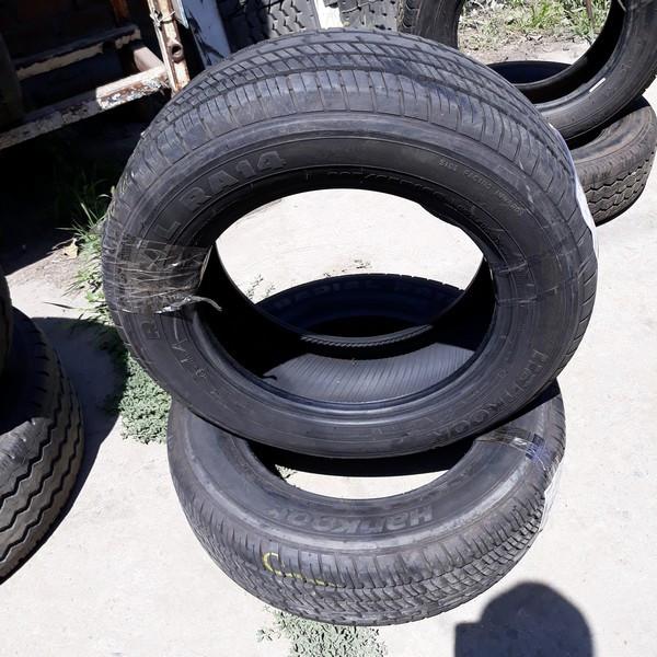 Бусовские шины б.у. / резина бу 205.65.r16с Hankook Radial RA14 Хэнкок