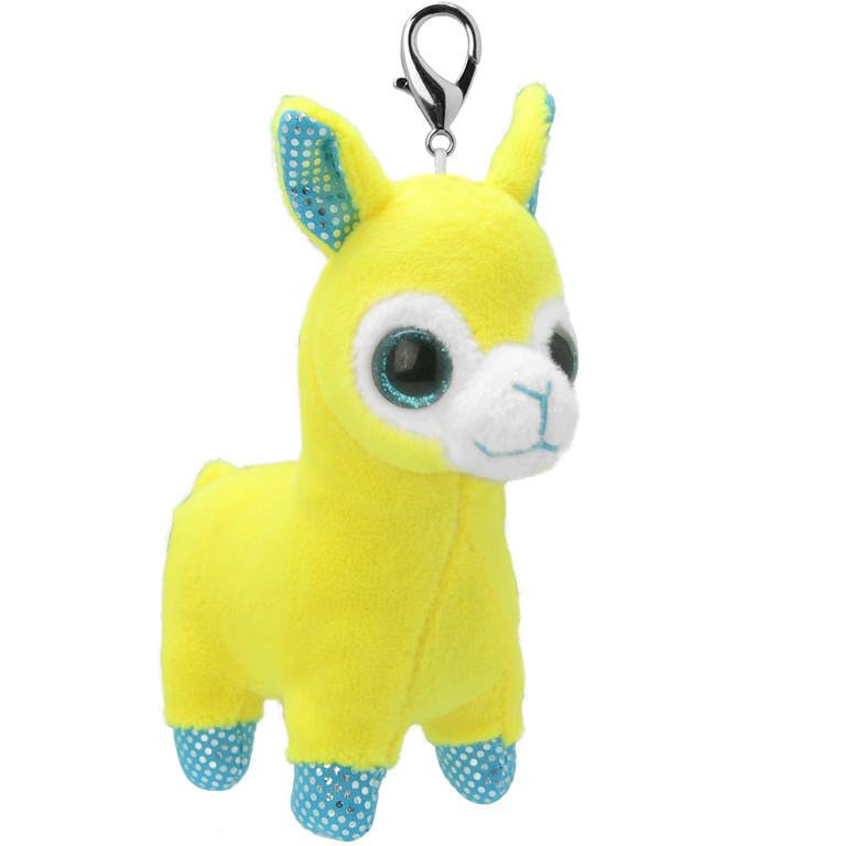Іграшка м'яконабивна Лама