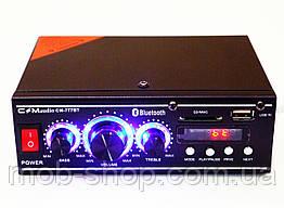 Усилитель звука CMaudio CM-777BT USB SD FM радио MP3 Bluetooth
