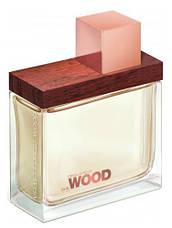 DSQUARED She Wood Парфюмированная вода EDP 100ml (Дискваред Ши Вуд) Женский Парфюм EDT Духи Парфюмерия Parfum, фото 3
