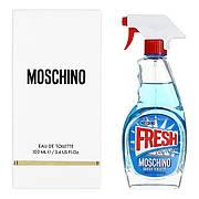 Moschino Fresh Couture Туалетная вода EDT 100ml (Москино Френ Кутюр) Женский Парфюм Духи EDP Парфюмерия Parfum