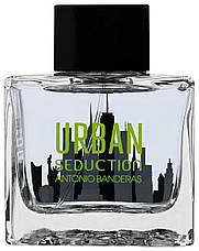 Antonio Banderas Urban Seduction in Black Туалетная вода EDT 100ml (Антонио Бандерас Урбан Седакшн ин Блэк), фото 2