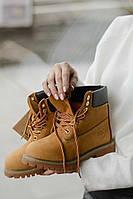 Ботинки женские Timberland Ginder Термо (Тимберленд джинджер термо)