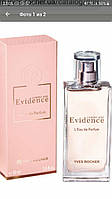 Yves Roche Evidence 50ml аромат женский, Марка Ив Роше 50мл