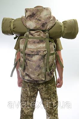 Рюкзак тактический армейский рейдовый 80 литров Avatex R.A.I.D.