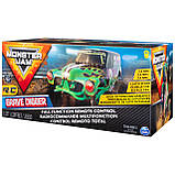 Hot Wheels Monster Jam Внедорожник джип на р/у 1:24 Scale Grave Digger Remote Control Trucks, фото 2