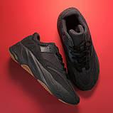 Кроссовки Adidas Yeezy Boost 700 Utility Black, кроссовки адидас изи буст 700, фото 3