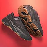 Кроссовки Adidas Yeezy Boost 700 Utility Black, кроссовки адидас изи буст 700, фото 4