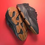 Кроссовки Adidas Yeezy Boost 700 Utility Black, кроссовки адидас изи буст 700, фото 5