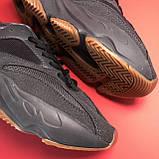 Кроссовки Adidas Yeezy Boost 700 Utility Black, кроссовки адидас изи буст 700, фото 7