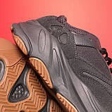 Кроссовки Adidas Yeezy Boost 700 Utility Black, кроссовки адидас изи буст 700, фото 6