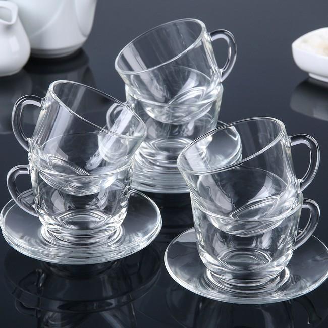 Набор чайный Гламур 12 предметов, 18с2050