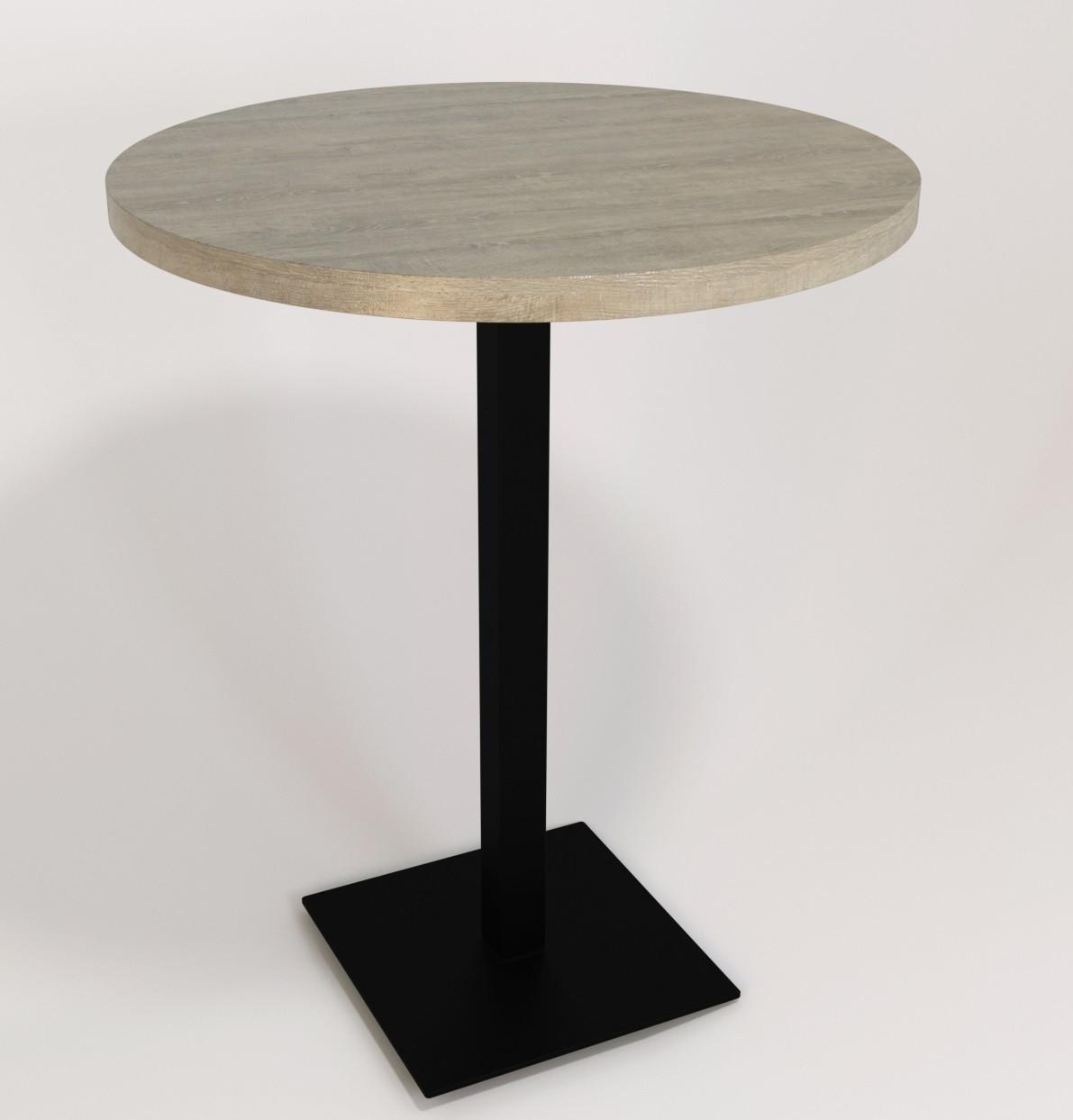 База для стола Тренд барный 1 ТМ Металл Дизайн