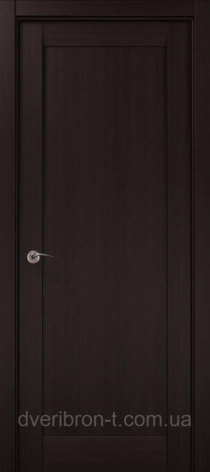 Двери Millenium ML-00Fc венге