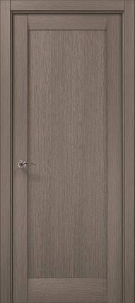 Двері Millenium ML-00Fc дуб сірий брашированний, фото 2
