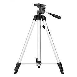 Штатив 330А для камеры трипод, штатив для телефона с телескопическими ножками, макс 3 кг (GS00-330A)