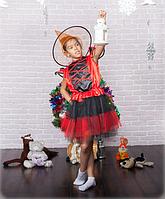 Наряд Ведьмочки для девочки 8-11 лет