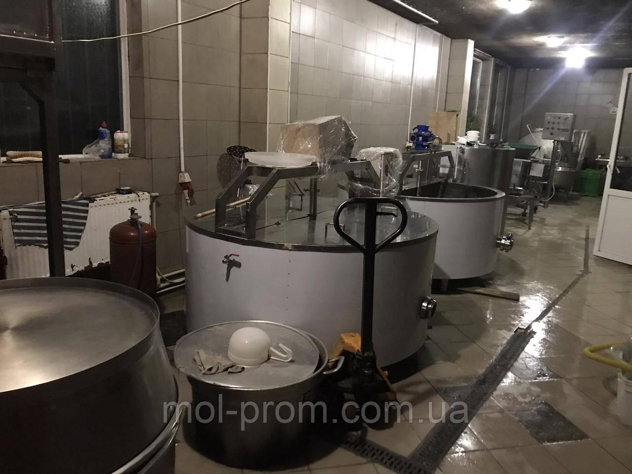 Сыроварня 1000- 3000 литров