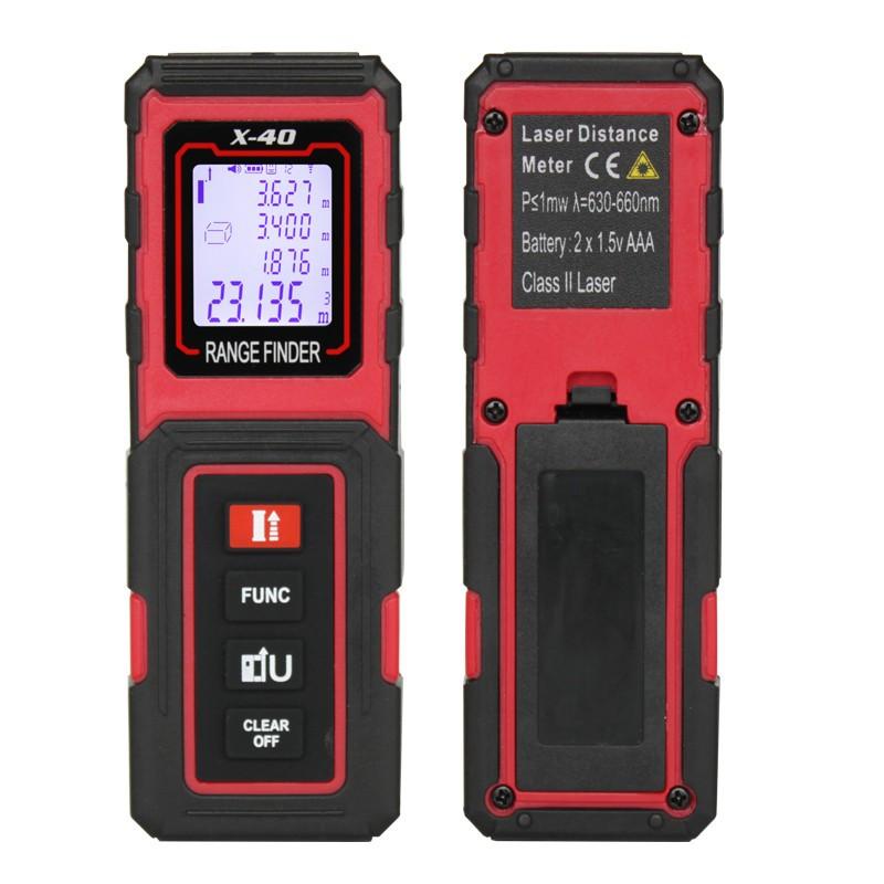 Лазерний далекомір/лазерна рулетка/вимірювальний прилад