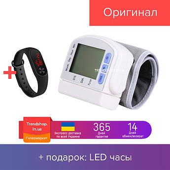 Тонометр Automatic Blood Pressure Monitort (K12-47) GR 2612 (Предоплата 100грн)