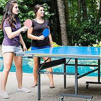 Как выбрать всепогодный теннисный стол